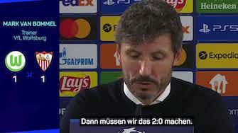 """Vorschaubild für Van Bommel über Elfmeter: """"Ärgerlich und fraglich"""""""