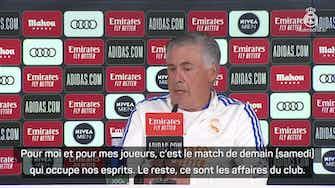 """Image d'aperçu pour Real Madrid - Ancelotti : """"Mbappé est un grand joueur"""""""