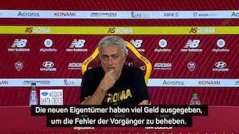 """Vorschaubild für  Mourinho: """"Eine größere Lüge kann es nicht geben"""""""