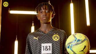Imagen de vista previa para La nueva segunda equipación del Borussia Dortmund