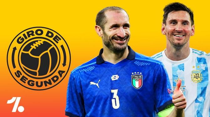 Imagem de visualização para Messi a um passo da BOLA DE OURO! O futuro do Brasil e a conquista ITALIANA na Euro 2020!