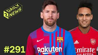 Preview image for Lionel Messi WON'T return to Barcelona training!