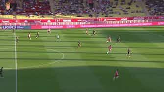 Imagem de visualização para Assistência de Caio Henrique na vitória do Monaco sobre o Montpellier