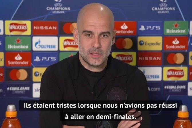 """Quarts - Guardiola : """"Faire nos preuves"""""""
