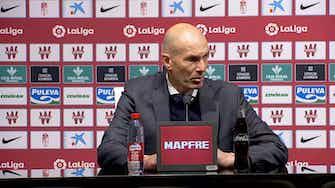 """Imagen de vista previa para Zidane, en titulares: """"Marcelo tenía una molestia y no queríamos arriesgar, no hay más"""""""