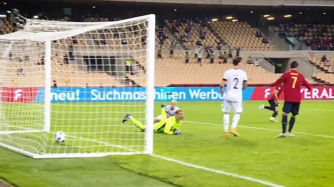 Spanien zerstört Deutschland 6-0 in der Nations League