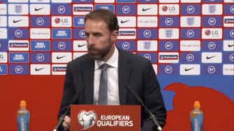 Preview image for Bukayo is a super exciting player for England Gareth Southgate