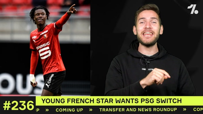 Preview image for Which Ligue 1 star has picked PSG over Real Madrid?!