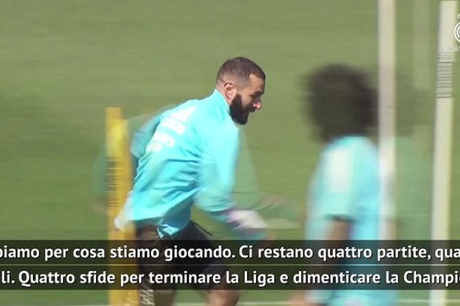 """Zidane sul futuro: """"Renderò tutto molto facile per il Real..."""""""