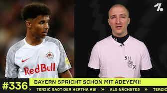 Vorschaubild für Der Stand bei Bayern und Adeyemi!