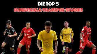 Vorschaubild für Thiago & Co.: Die Top 5 Transfer-Gerüchte der BL