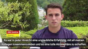 Vorschaubild für  Garcia über EM-Turnier und Olympia-Hoffnungen