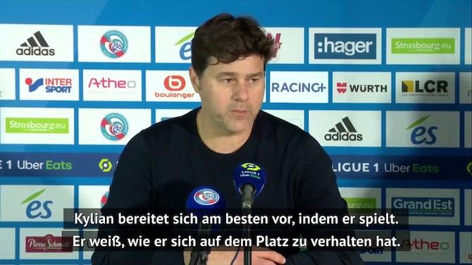 """Vorschaubild für Pochettino vor Bayern: """"Gehen keine Risiken ein"""""""