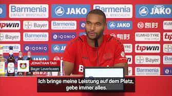 """Vorschaubild für DFB-Team? Tah deutlich: """"Ich gehöre dahin"""""""