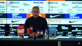 Imagem de visualização para Sylvinho fala em jogo de bom nível e elogia postura do Corinthians