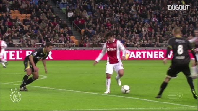 Image d'aperçu pour Les meilleurs buts de l'Ajax contre ADO La Haye