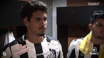Image d'aperçu pour L'adieu de Lucas Veríssimo à Santos