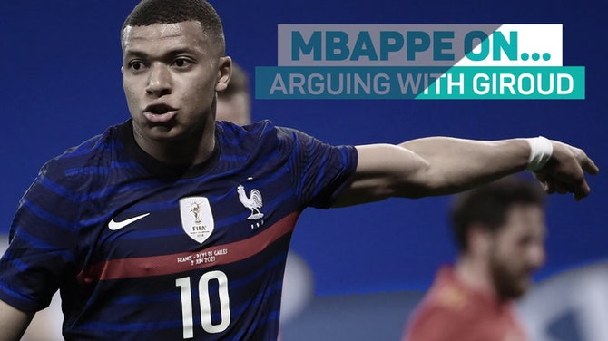 France v Germany preview - Mbappe's best bits