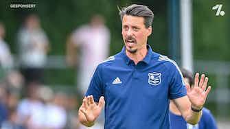 Vorschaubild für Sandro Wagner wird Profi-Cheftrainer!