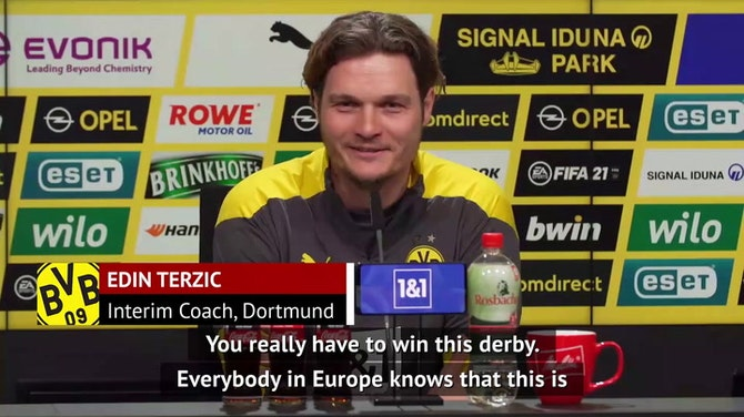 Dortmund and Schalke coaches embracing derby passion