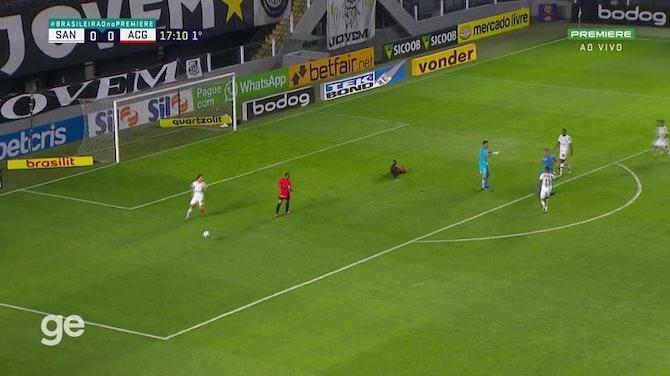 Imagem de visualização para Melhores momentos de Santos x Atlético-GO