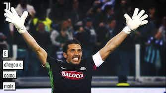 Imagem de visualização para Buffon, uma lenda da Juventus