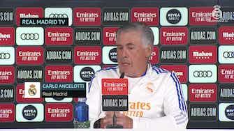 """Imagen de vista previa para Ancelotti sobre Mbappé: """"Es un asunto del club"""""""