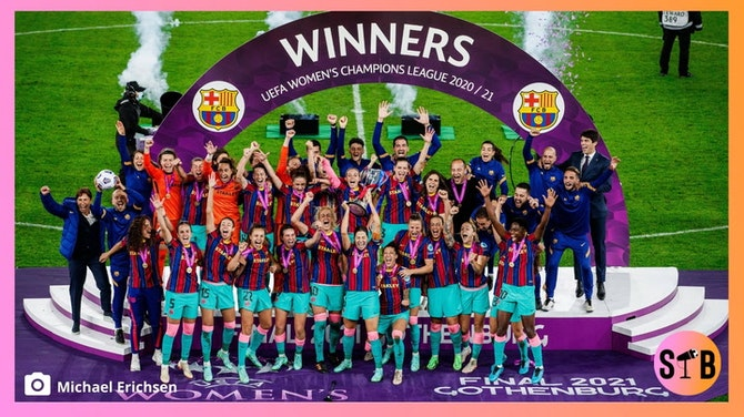 Preview image for Barcelona are Champions of Europe, Chelsea learning curve
