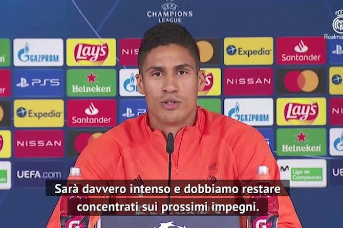 """Varane: """"Il mio futuro è chiaro"""""""
