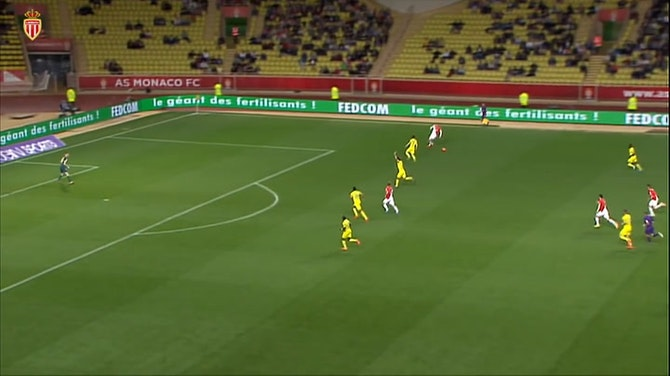 Preview image for AS Monaco's greatest goals vs Nantes