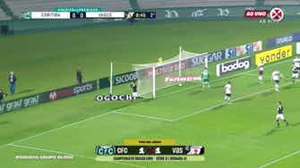 Preview image for Vasco draw against Coritiba at Couto Pereira