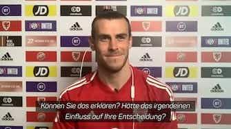"""Vorschaubild für Bale: """"Habe noch nicht mit Ancelotti gesprochen"""""""