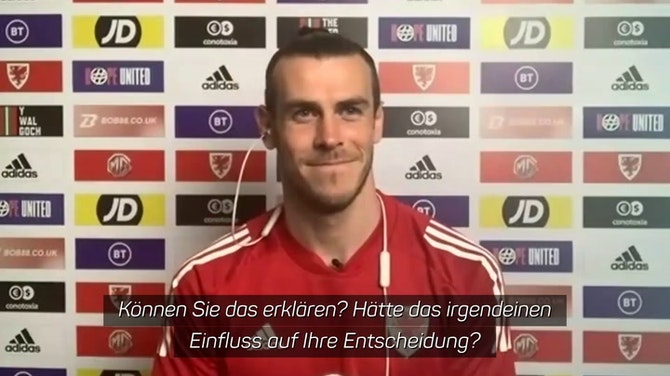 """Bale: """"Habe noch nicht mit Ancelotti gesprochen"""""""