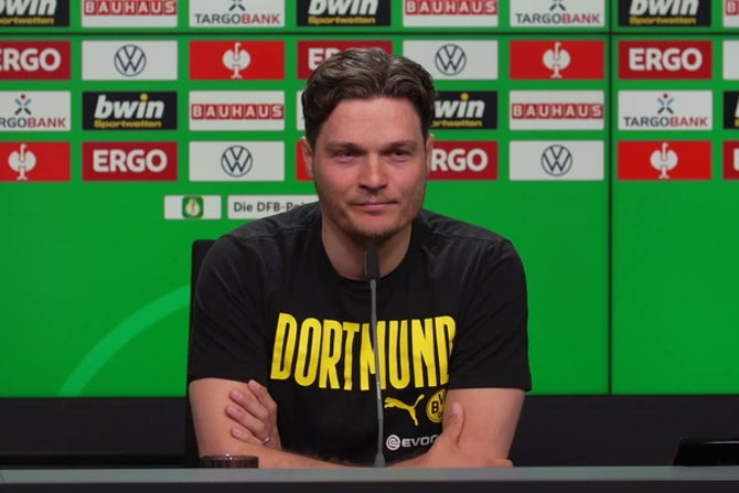 """Terzic zur BVB-Zukunft: """"Spiele da nicht mit"""""""