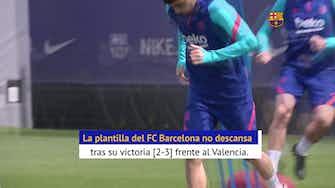 Imagen de vista previa para El Barcelona no descansa, y Henrik Larsson se suma al rondo