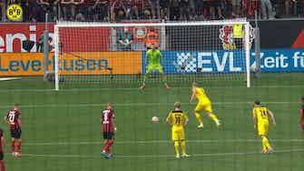 Image d'aperçu pour Le but de la victoire d'Erling Haaland contre Leverkusen