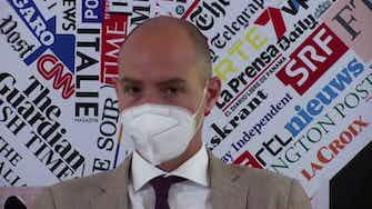"""Anteprima immagine per  Frongia: """"Vi spiego il protocollo per l'Europeo..."""""""