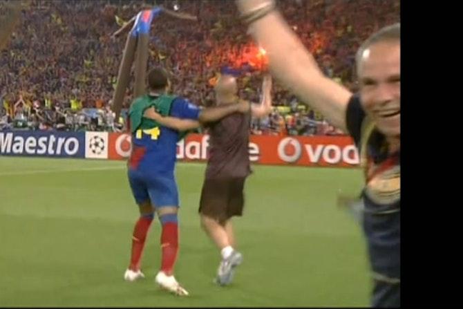 Pep Guardiola mène Barcelone au sacre de la Ligue des champions 2009