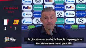 """Anteprima immagine per Luis Enrique: """"Unico rammarico? Il pari di Benzema"""""""