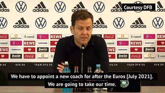 Preview image for 'Germany will not target a coach under contract' – Bierhoff on Flick reports
