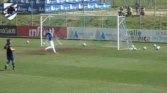 Preview image for Sampdoria play internal friendly game