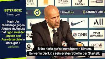"""Vorschaubild für Bosz: """"Boateng nicht auf seinem Top-Niveau"""""""