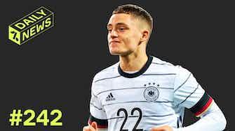 Vorschaubild für Wirtz schießt Deutschland ins Finale! Gibt's einen spektakulären Mbappé-CR7-Icardi-Transfer?