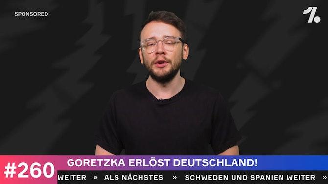 Vorschaubild für DFB-Team: Glücklich oder verdient?