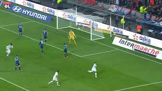 Image d'aperçu pour Le premier but de Lyon au Groupama Stadium
