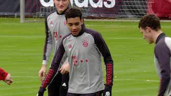 Vorschaubild für Bayern: Musiala und Ulreich verletzen sich im Training