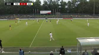 Vorschaubild für Aachen holt ersten Saisonsieg! | 1. FC Köln U21 vs. TSV Alemannia Aachen | Regionalliga West