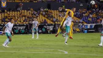 Imagen de vista previa para El gol del empate de Quiñones ante León en el 92'