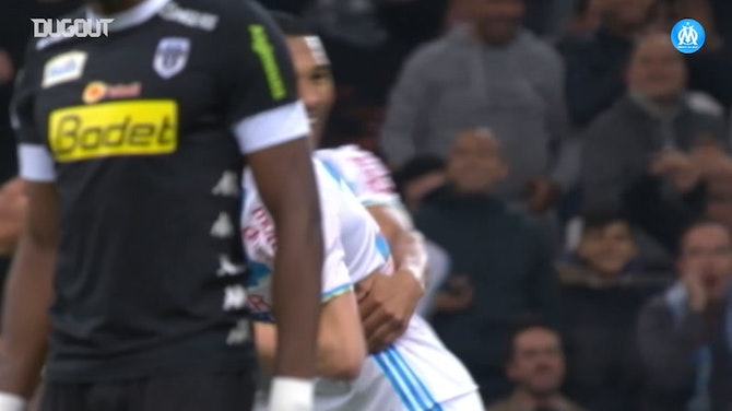OM score three past Angers in 2017