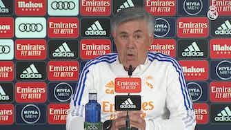 Imagen de vista previa para Carlo Ancelotti: 'El equipo está listo para el Clásico'